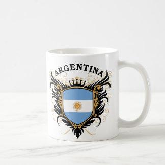 Argentina Classic White Coffee Mug