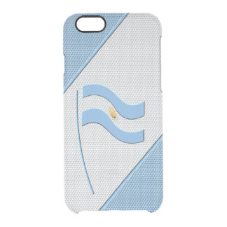 Argentina Clear iPhone 6/6S Case