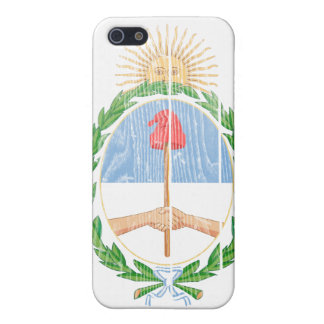Argentina Coat Of Arms Case For iPhone SE/5/5s