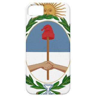 Argentina Coat of Arms iPhone 5/5S Covers