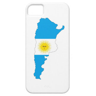 argentina country flag map shape symbol iPhone SE/5/5s case