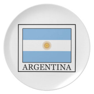 Argentina Dinner Plate