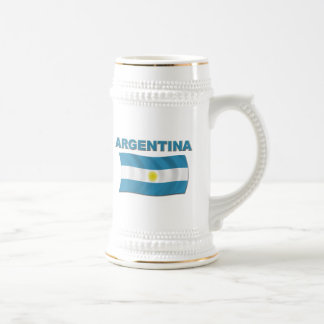 Argentina Flag 1 Coffee Mugs