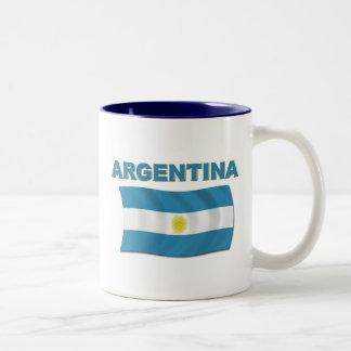 Argentina Flag 1 Mug