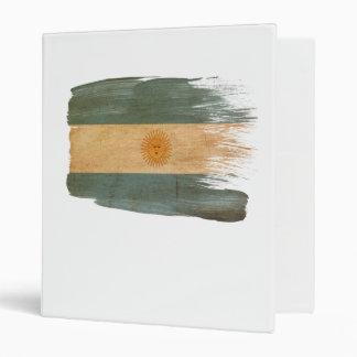 Argentina Flag Binder