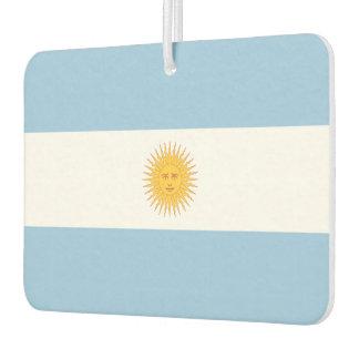 Argentina Flag Car Air Freshener