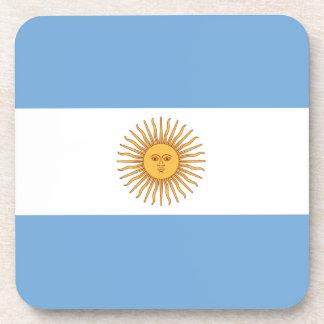 Argentina Flag Cork Coaster