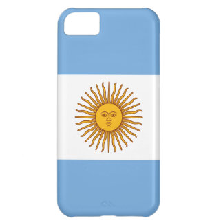 Argentina Flag Cover For iPhone 5C