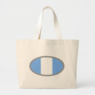 Argentina Flag design! Large Tote Bag