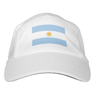 Argentina Flag Headsweats Hat