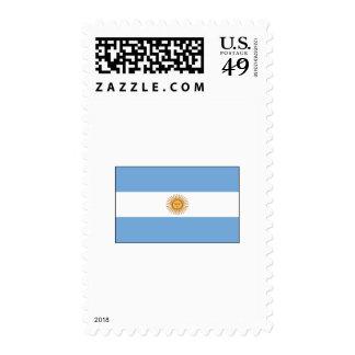 Argentina FLAG International Stamp