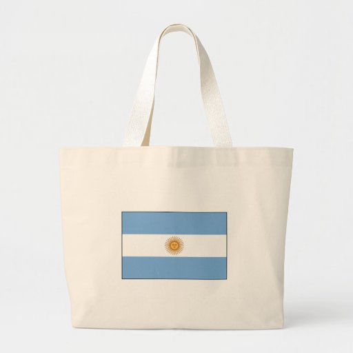 Argentina FLAG International Tote Bags