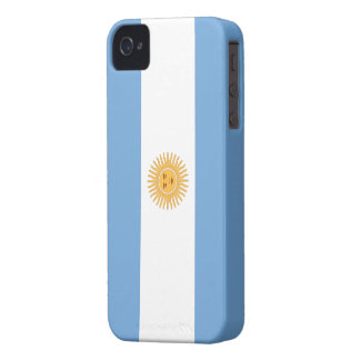 Argentina Flag iPhone 4 Case-Mate Case