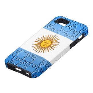 Argentina Flag iPhone SE/5/5s Case