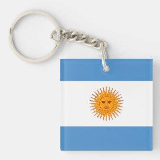 Argentina Flag Keychain