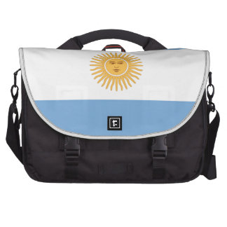 Argentina Flag Bags For Laptop