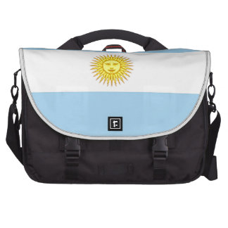 Argentina Flag Computer Bag