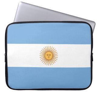 Argentina Flag Laptop Sleeve