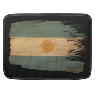 Argentina Flag MacBook Pro Sleeves
