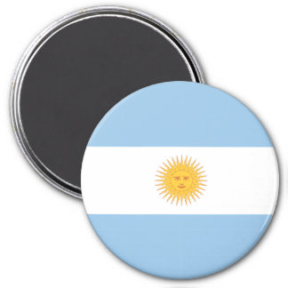 Argentina Flag Fridge Magnet