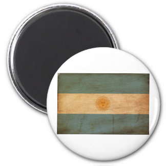 Argentina Flag Fridge Magnets