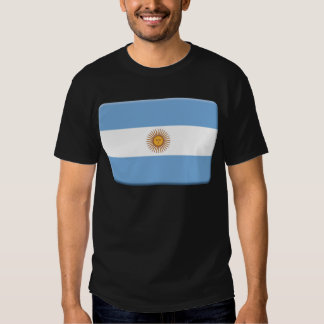 Argentina Flag PERSONALIZE T-shirt