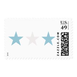 Argentina Flag Postage Stamps