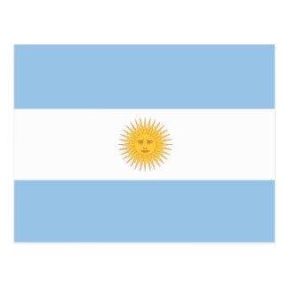 Argentina Flag Postcards