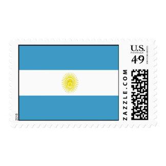 Argentina Flag Stamps
