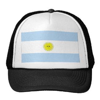 Argentina-flag Trucker Hat