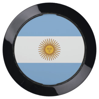 Argentina Flag USB Charging Stations