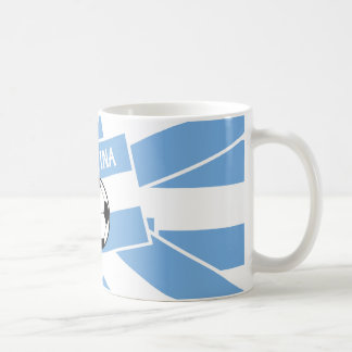 Argentina Football Coffee Mug