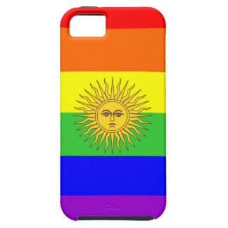 argentina gay proud rainbow flag homosexual iPhone SE/5/5s case