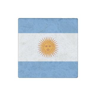 Argentina Stone Magnet