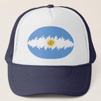 Argentina Gnarly Flag Hat