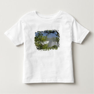 Argentina, Iguacu Falls in sun. 2 Toddler T-shirt