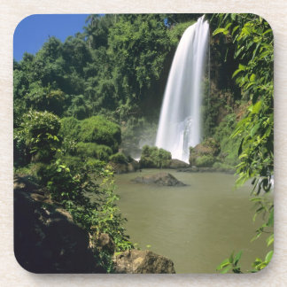 Argentina; Igwazu; Igwazu Falls. Salto Dos Drink Coaster