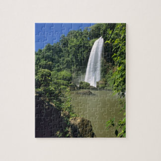 Argentina; Igwazu; Igwazu Falls. Salto Dos Jigsaw Puzzle