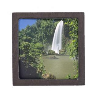 Argentina; Igwazu; Igwazu Falls. Salto Dos Keepsake Box