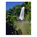 Argentina; Igwazu; Igwazu Falls. Salto Dos Postcard