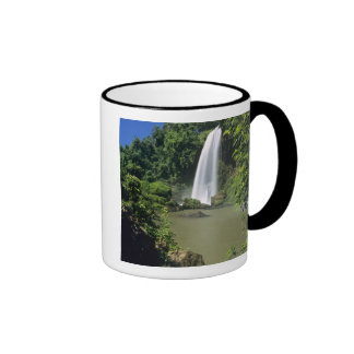 Argentina; Igwazu; Igwazu Falls. Salto Dos Ringer Mug