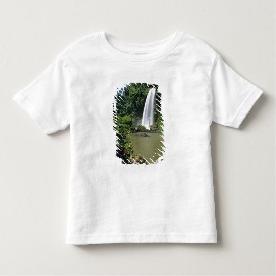 Argentina; Igwazu; Igwazu Falls. Salto Dos Toddler T-shirt