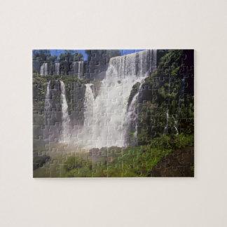 Argentina; Igwazu; Igwazu Falls. Salto San Puzzle