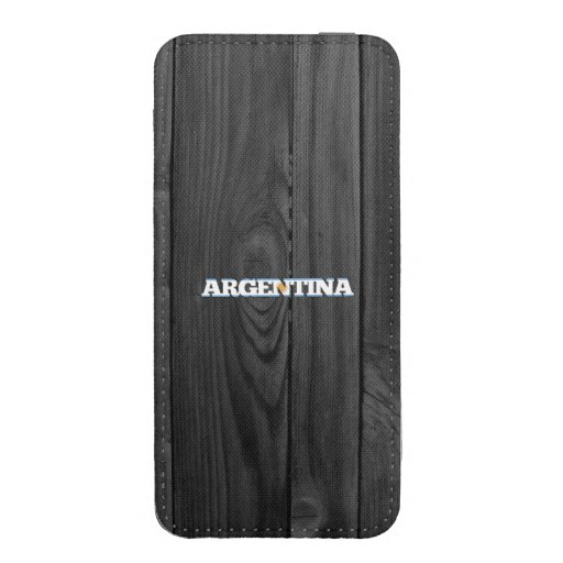 Argentina iPhone 5 Pouch