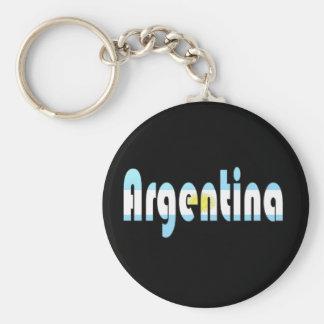 Argentina Keychains