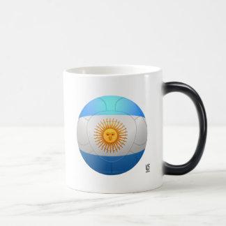 Argentina  - La Albiceleste Football Magic Mug