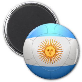 Argentina  - La Albiceleste Football Magnet