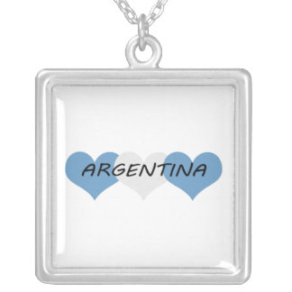 Argentina Personalized Necklace