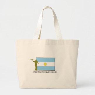 ARGENTINA NEUQUEN MISSION LDS LARGE TOTE BAG