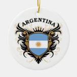 Argentina Ornaments